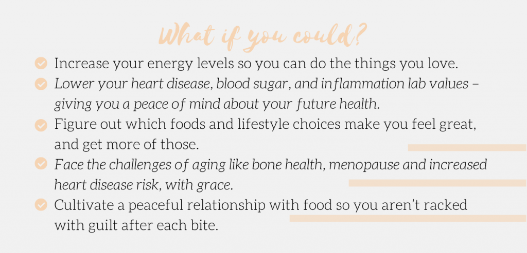 What if you could meet your health goals?